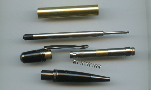 pen kits and accessories